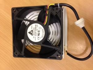 Danfoss Fan 130b3407 Pnp Motion Controls